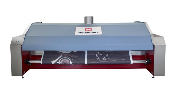 ColorFix Fixation unit for textile printing
