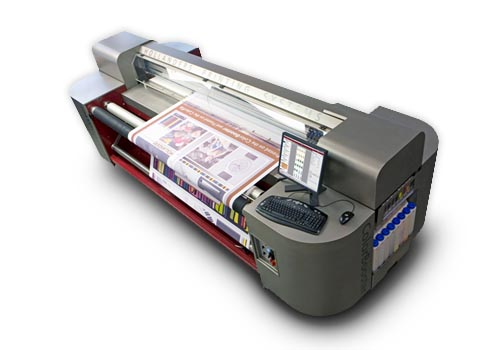 HPS ColorBooster - Disperse Direct Textile Printer
