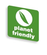 HPS awarded Planet Friendly label